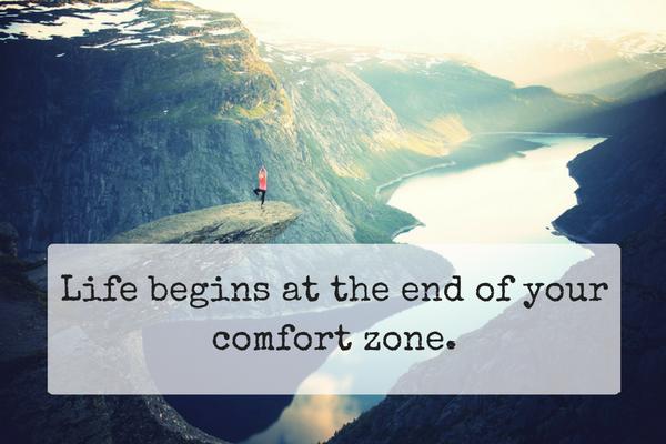Tea Zavacki - Izađi iz comfort zone