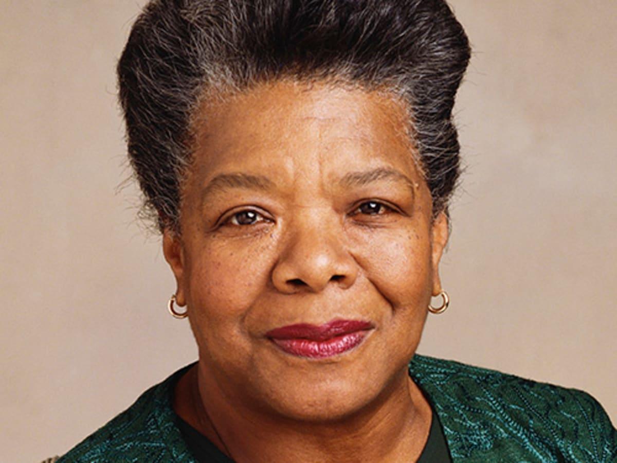 Maya Angelou - ostavi dojam