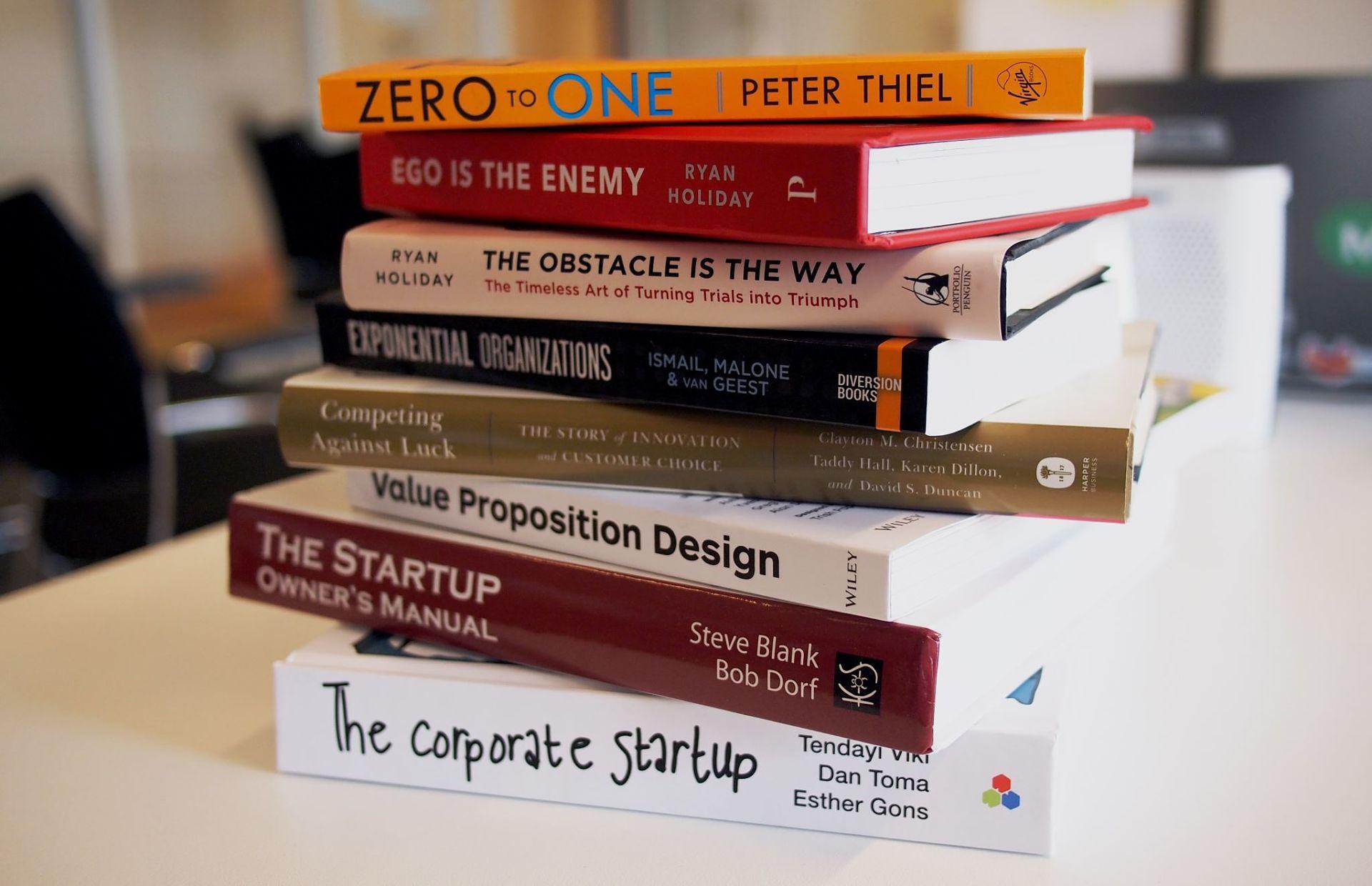 5 knjiga za tvoj poslovni uspjeh